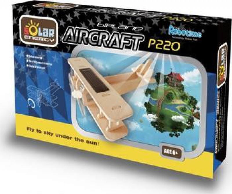 samolot puzzle drewniane 4