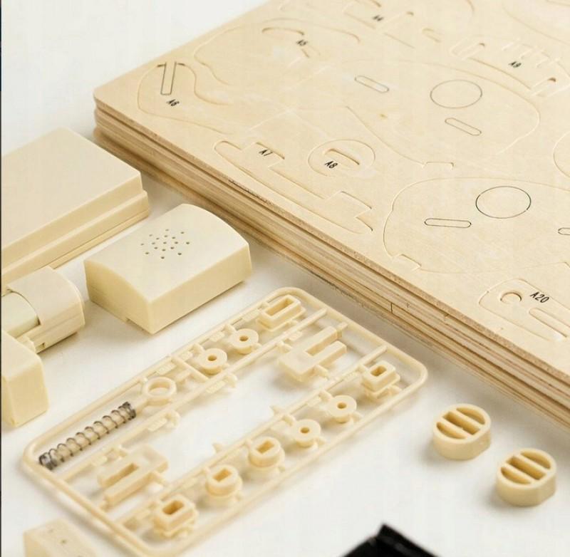 żywe puzzle 3d gryzacy 2