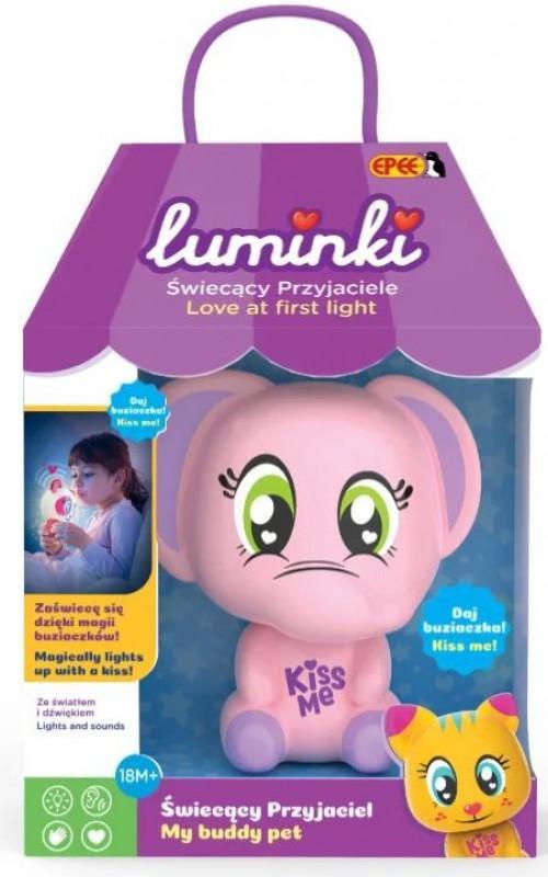 LUMINKI-SWIECACY-PRZYJACIELE-LAMPKA-SLONIK-SLON-EAN-8595582238559